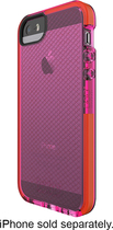 Tech21 - Impact Check Shell Case for Apple® iPhone® 5 and 5s - Pink