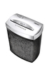 Fellowes - Powershred Cross-Cut Shredder - Black, Silver