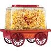 Brentwood - Vintage Wagon Popcorn Maker - Red