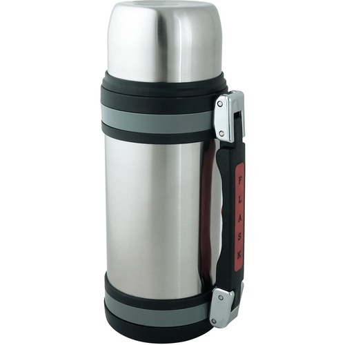 Brentwood - 1.5 Liter Vacuum Stainless Steel Bottle with Handle (FTS-1500) - Red