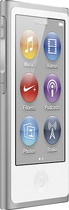 Apple® - iPod nano® 16GB MP3 Player (7th Generation - Latest Model) - Silver
