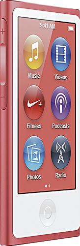 Apple® - iPod nano® 16GB MP3 Player (7th Generation - Latest Model) - Pink