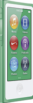 Apple® - iPod nano® 16GB MP3 Player (7th Generation - Latest Model) - Green