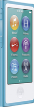 Apple® - iPod nano® 16GB MP3 Player (7th Generation - Latest Model) - Blue