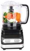 Brentwood - 3-Cup Food Processor - Black