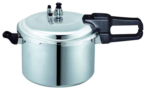 Brentwood - 38-Cup Pressure Cooker - Silver