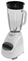 Brentwood - 12-Speed Blender - White