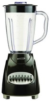 Brentwood - 12-Speed Blender - Black