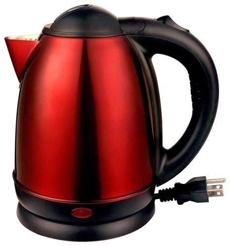 Brentwood - 1.7L Electric Tea Kettle - Red