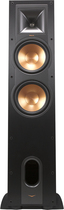 "Klipsch - Reference Dual 8"" Floorstanding Speaker (Each) - Black"