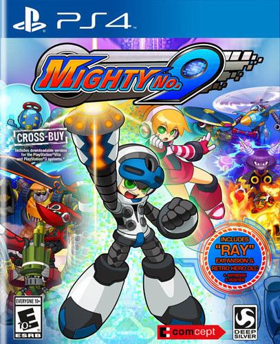Mighty No. 9 - Playstation 4 6237054