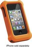 LifeProof - LifeJacket for Apple® iPhone® 4 and 4S - Orange