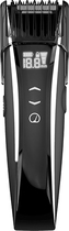 Remington - Touch Control Beard and Stubble Trimmer - Black