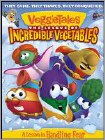 Veggie Tales: The League of Incredible Vegetables (DVD) (Enhanced Widescreen for 16x9 TV) (Eng) 2012