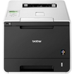 Brother - Network-Ready Color Laser Printer