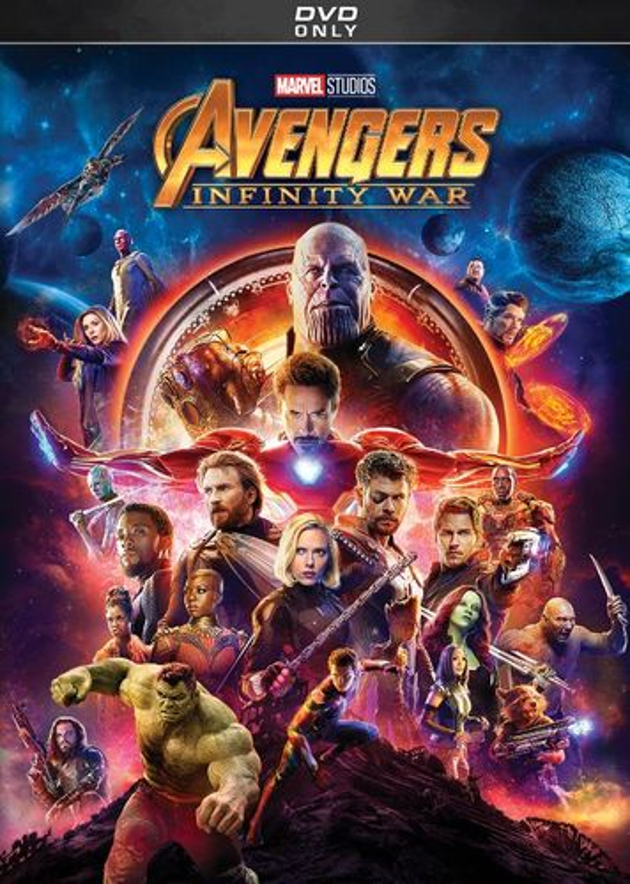 avengers: infinity war (dvd) (enhanced widescreen for 16x9 tv