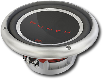 """Rockford Punch 10"""" Single-Voice-Coil..."""