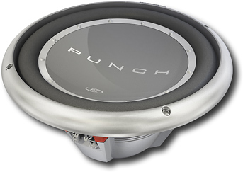 """Rockford Punch 12"""" Single-Voice-Coil..."""