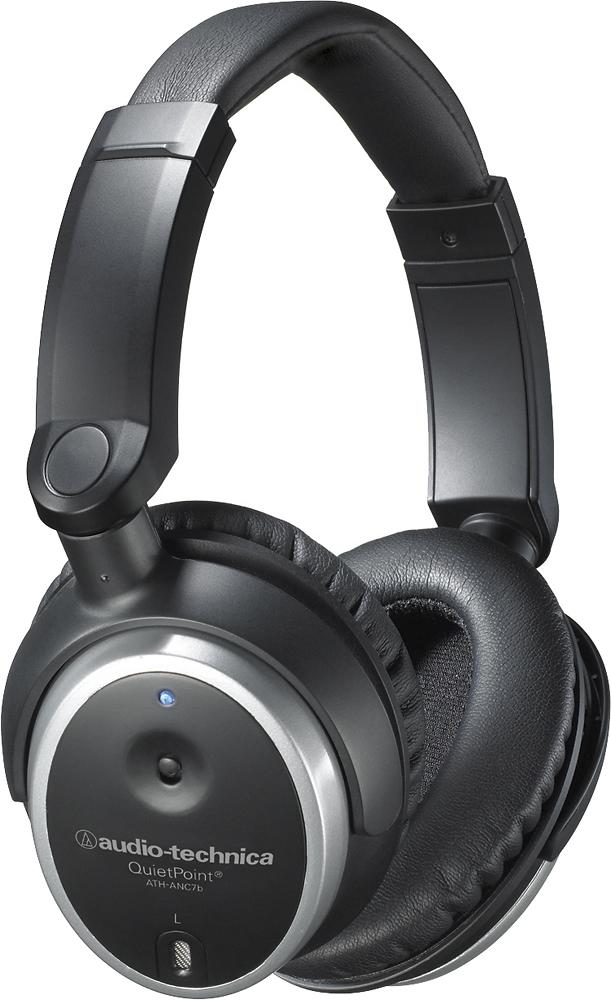 Audio-technica - Ath-anc7b Quietpoint Active Noise-cancellin