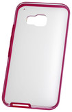 HTC - Dot View II Case for HTC One (M9) Cell Phones - Candy Floss
