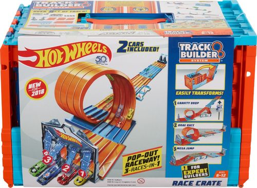 hot wheels ready to race car builder
