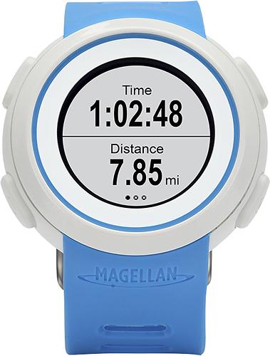 Magellan - Echo Smart Sports Watch - Blue