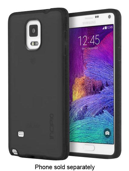 Incipio - Octane Case For Samsung Galaxy Note 4 Cell Phones