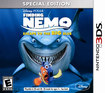 Disney/Pixar Finding Nemo: Escape to the Big Blue Special Edition - Nintendo 3DS