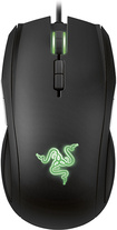 Razer - Taipan Expert Gaming Mouse - Black/Silver/Green