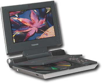Click here for Toshiba Portable DVD Player with 7 Widescreen LCD... prices