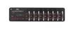 Korg - nanoSERIES2 nanoKONTROL2 USB DJ MIDI Controller - Black
