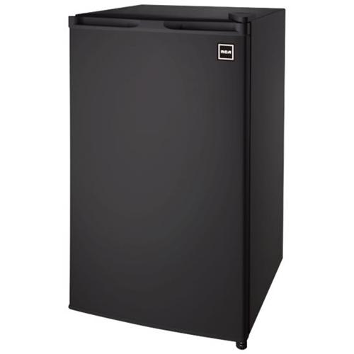 RCA 3.2 Cu. Ft. Mini Fridge Black RFR320-BLACK-COM - Best Buy Rca Kitchen Appliances on daewoo appliances, sanyo appliances, general electric appliances, estate appliances, akai appliances, mitsubishi appliances, disney appliances, westinghouse appliances, sharp appliances, panasonic appliances, zenith appliances, whirlpool appliances,