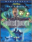 The Haunted Mansion (DVD) (Enhanced Widescreen for 16x9 TV) (Eng/Fre/Spa) 2003