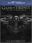 Game of Thrones: The Complete Fourth Season (Blu-ray + Digital Copy) (Eng/Fre/Spa)