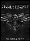 Game of Thrones: The Complete Fourth Season (DVD) (Eng/Fre/Spa)