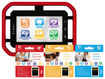 "VINCI - School-Ready Kit 7"" Tablet - 8GB - Red/Black"