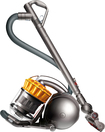 Dyson - DC39OR Ball Multifloor Canister Vacuum - Yellow/Iron