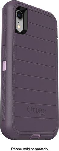 Otterbox Defender Series Pro Case For Apple Iphone Xr Purple