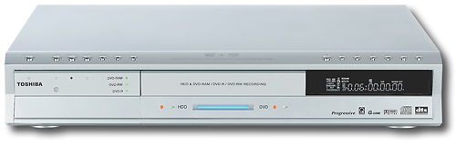 Click here for Toshiba DVD-RAM/R/RW MultiDrive Recorder with 80GB... prices