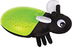 Discovery Kids - Constellation Projection Firefly Star Light Plush Toy - Green