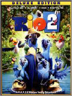 Rio 2 (Blu-ray 3D) (Deluxe Edition) 2014