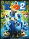 Rio 2 (DVD) (Eng/Spa/Fre/Por) 2014
