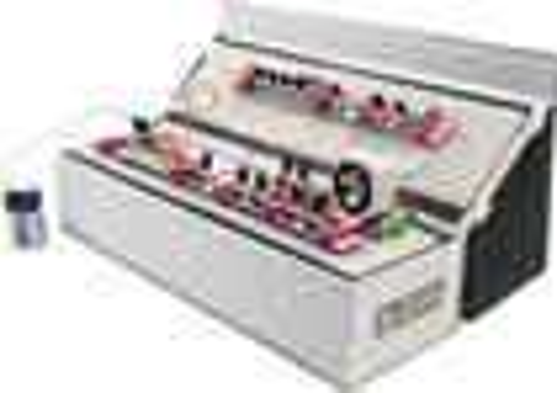 littleBits - Synth Kit - White