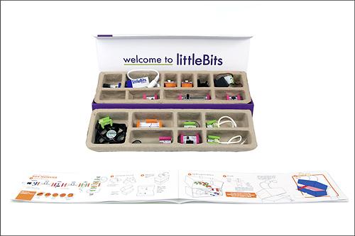 littleBits - Electronics Premium Kit - Multi