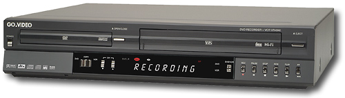 Click here for GoVideo Progressive-Scan DVD Recorder and VCR Comb... prices