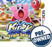 Kirby Triple Deluxe - PRE-OWNED - Nintendo 3DS