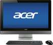 "Acer - Aspire 23"" Touch-Screen All-In-One Computer - 8GB Memory - 1TB Hard Drive - Black"