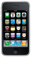 Apple® - iPhone® 3GS with 8GB Memory (Unlocked) - Black