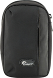 Lowepro - Newport 10 Camera Pouch - Black/Slate Gray
