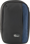 Lowepro - Newport 30 Camera Pouch - Black/Galaxy Blue